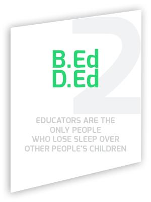 D.Ed.B.Ed